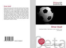 Bookcover of Omar Asad