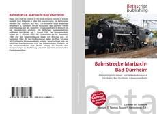 Capa do livro de Bahnstrecke Marbach–Bad Dürrheim