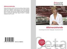 Bookcover of Alleinerziehende