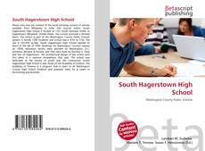 Bookcover of South Hagerstown High School