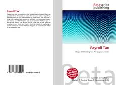 Bookcover of Payroll Tax