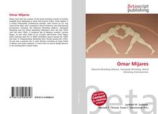 Bookcover of Omar Mijares