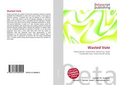 Bookcover of Wasted Vote