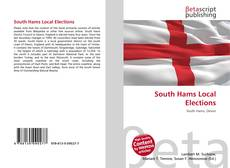 Bookcover of South Hams Local Elections