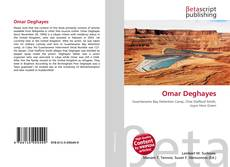 Bookcover of Omar Deghayes