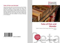 Bookcover of Tales of Pain and Wonder