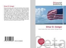 Portada del libro de Omar D. Conger