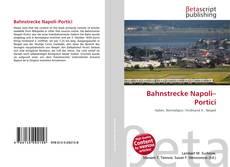 Bahnstrecke Napoli–Portici kitap kapağı