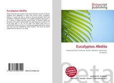 Bookcover of Eucalyptus Abdita