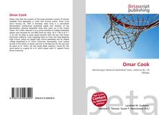 Omar Cook的封面