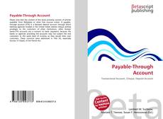 Обложка Payable-Through Account