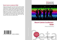 Bookcover of Rauni-Leena Luukanen-Kilde
