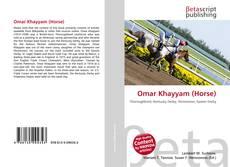 Omar Khayyam (Horse) kitap kapağı