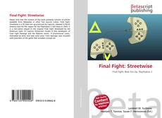 Bookcover of Final Fight: Streetwise