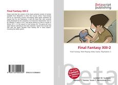 Bookcover of Final Fantasy XIII-2