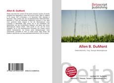 Allen B. DuMont kitap kapağı