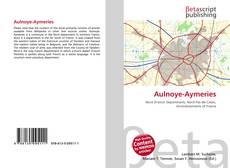 Buchcover von Aulnoye-Aymeries