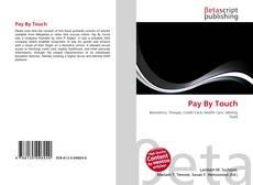 Capa do livro de Pay By Touch