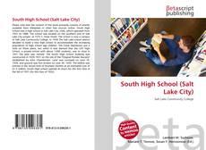 Portada del libro de South High School (Salt Lake City)
