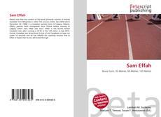 Bookcover of Sam Effah