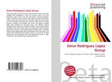 Capa do livro de Omar Rodriguez Lopez Group
