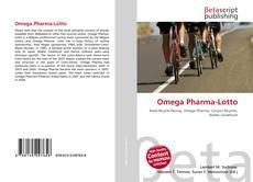 Omega Pharma-Lotto kitap kapağı