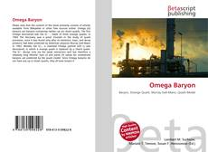 Bookcover of Omega Baryon