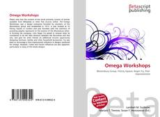 Bookcover of Omega Workshops