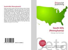 Buchcover von South Hills (Pennsylvania)