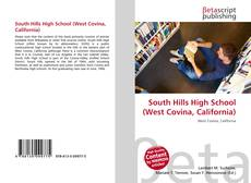 Bookcover of South Hills High School (West Covina, California)