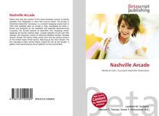 Nashville Arcade kitap kapağı