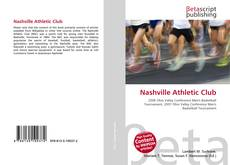 Bookcover of Nashville Athletic Club