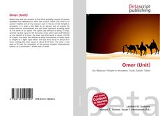 Bookcover of Omer (Unit)