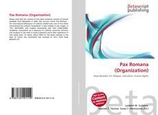 Borítókép a  Pax Romana (Organization) - hoz