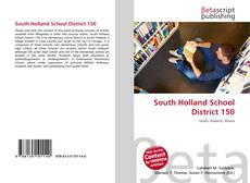 Portada del libro de South Holland School District 150