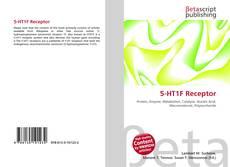 Capa do livro de 5-HT1F Receptor