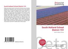 Portada del libro de South Holland School District 151