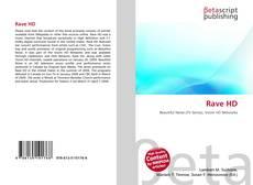 Buchcover von Rave HD