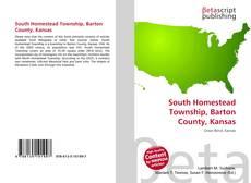 Bookcover of South Homestead Township, Barton County, Kansas