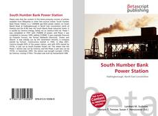 Bookcover of South Humber Bank Power Station