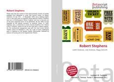 Bookcover of Robert Stephens