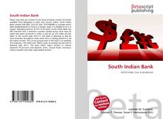 Couverture de South Indian Bank