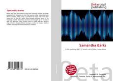 Bookcover of Samantha Barks