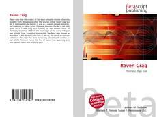 Bookcover of Raven Crag