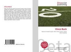 Bookcover of Vince Buck