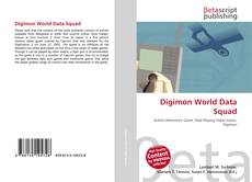 Buchcover von Digimon World Data Squad