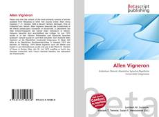 Bookcover of Allen Vigneron