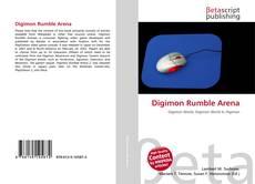 Обложка Digimon Rumble Arena