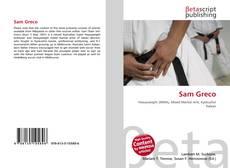Bookcover of Sam Greco