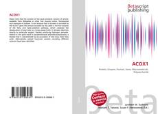 Bookcover of ACOX1